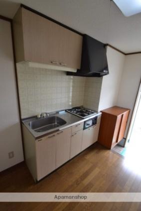 コーポしんとみB[1K/26.49m2]のキッチン
