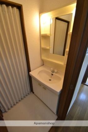 コーポしんとみB[1K/26.49m2]の洗面所