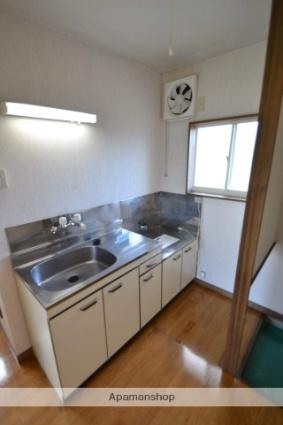 しまコーポ市野沢B[1K/20.84m2]のキッチン