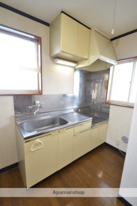 ダイサンコーポ108[2DK/35m2]のキッチン