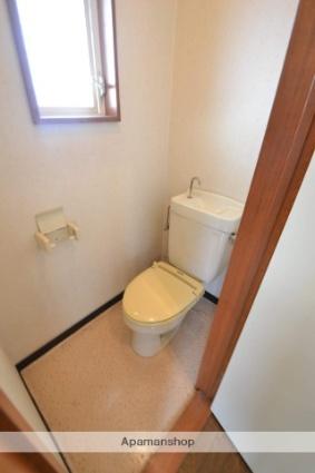 ダイサンコーポ108[2DK/35m2]のトイレ