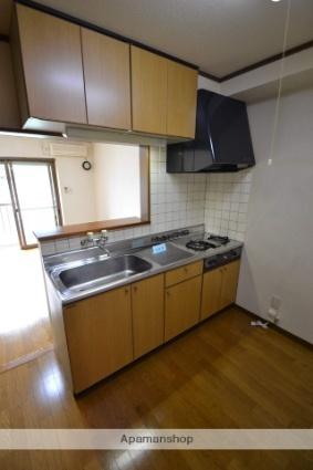 メゾンしんとみ[1R/29.37m2]のキッチン