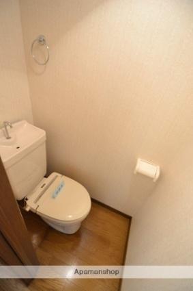 メゾンしんとみ[1R/29.37m2]のトイレ