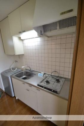 プラトー清水[1K/19.84m2]のキッチン