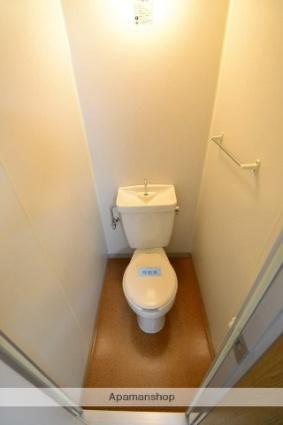 プラトー清水[1K/19.84m2]のトイレ