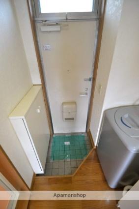 プラトー清水[1K/19.84m2]の玄関