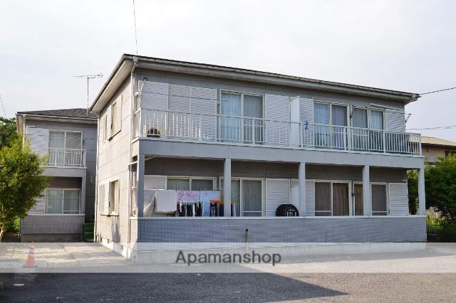 栃木県大田原市、野崎駅徒歩16分の築23年 2階建の賃貸アパート
