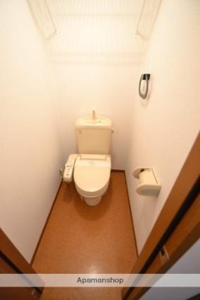 グリーンガーデン美原D[2DK/45.34m2]のトイレ