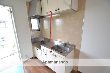 クミコーポ[3DK/42.36m2]のキッチン