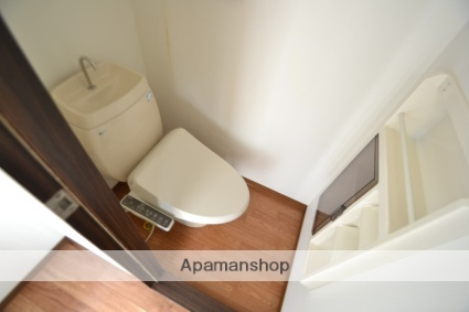 クミコーポ[3DK/42.36m2]のトイレ