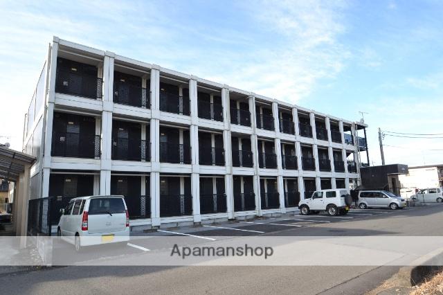 栃木県矢板市、矢板駅徒歩8分の築12年 3階建の賃貸マンション