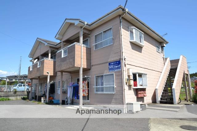栃木県矢板市、矢板駅徒歩17分の築24年 2階建の賃貸アパート