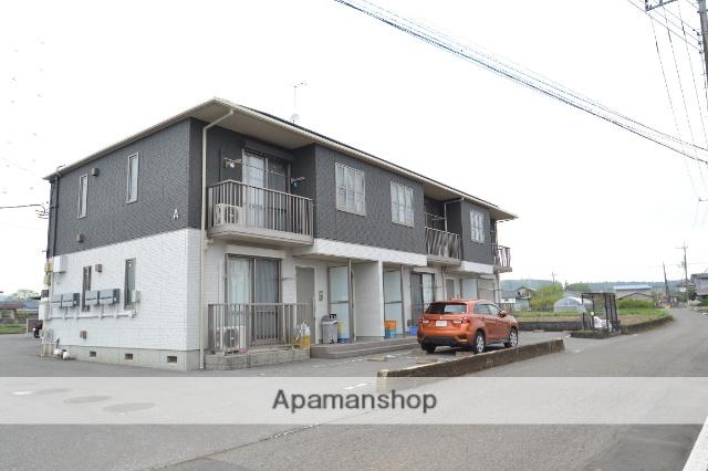栃木県矢板市、矢板駅徒歩25分の築9年 2階建の賃貸アパート