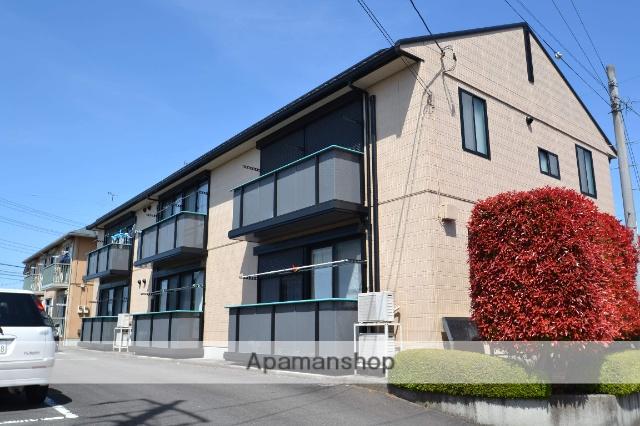 栃木県矢板市、矢板駅徒歩10分の築19年 2階建の賃貸アパート