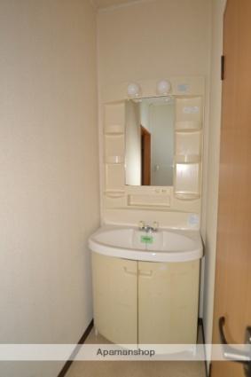 アベニール[1K/31.24m2]の洗面所