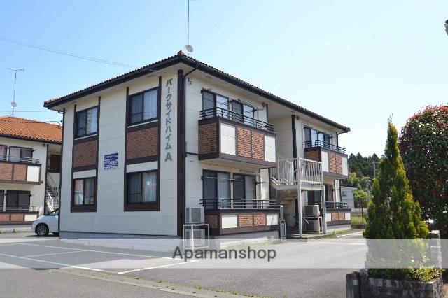 栃木県矢板市、矢板駅徒歩10分の築16年 2階建の賃貸アパート
