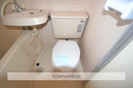 クレストフジ[1K/19.87m2]のトイレ