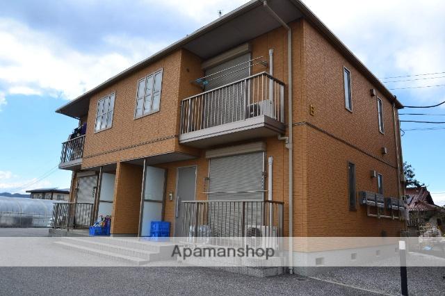 栃木県矢板市、矢板駅徒歩25分の築10年 2階建の賃貸アパート