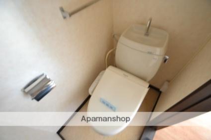 コーポ長谷阪A[2DK/33.33m2]のトイレ