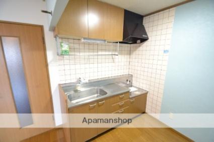 サンライズパセオ[3DK/60.57m2]のキッチン