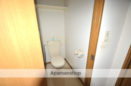 サンライズパセオ[3DK/60.57m2]のトイレ