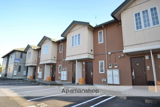 栃木県矢板市、矢板駅徒歩12分の築9年 2階建の賃貸アパート