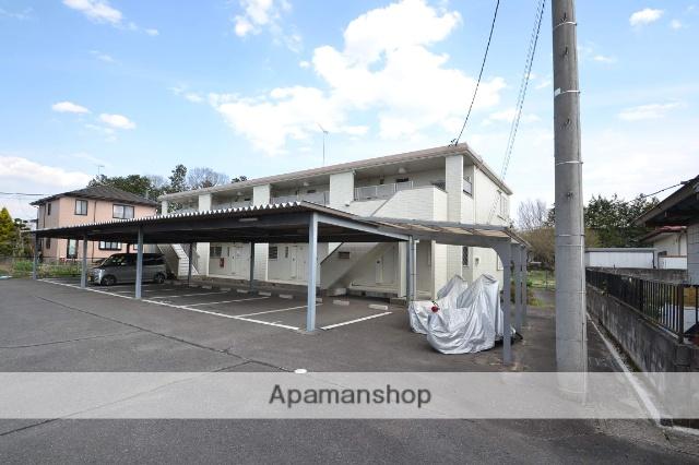 栃木県矢板市、矢板駅徒歩13分の築24年 2階建の賃貸アパート