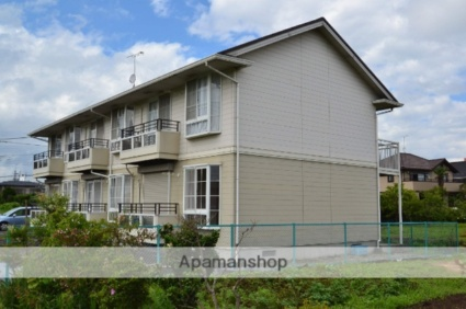From House H[2DK/37m2]の外観5