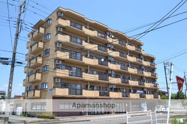 栃木県矢板市、矢板駅徒歩10分の築22年 6階建の賃貸マンション