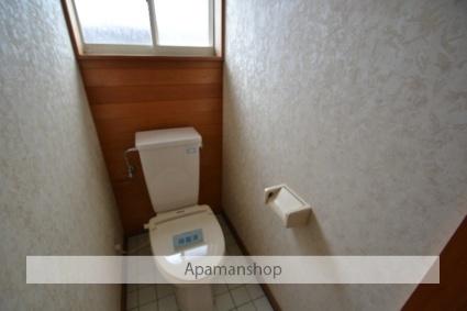 ピースフルスズキ[2DK/50.7m2]のトイレ