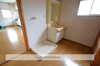 ピースフルスズキ[2DK/50.7m2]の洗面所