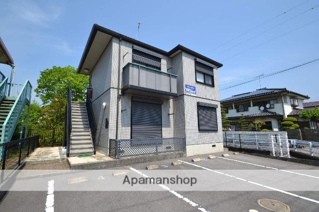 栃木県矢板市、矢板駅徒歩10分の築14年 2階建の賃貸アパート
