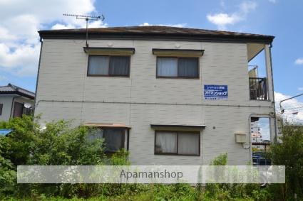 栃木県矢板市、矢板駅徒歩9分の築27年 2階建の賃貸アパート