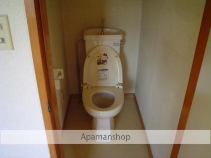 栃木県矢板市本町[3DK/59.68m2]のトイレ