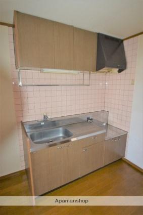メルベーユ[3DK/59.4m2]のキッチン