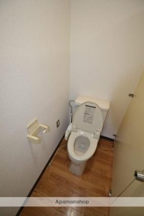 ストンパレス黒磯[2LDK/53.86m2]のトイレ