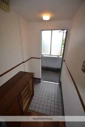 ストンパレス黒磯[2LDK/53.86m2]の玄関