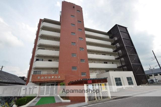栃木県那須塩原市、黒磯駅徒歩14分の築33年 7階建の賃貸マンション