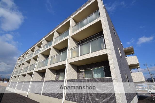 栃木県那須塩原市、那須塩原駅徒歩9分の築5年 3階建の賃貸マンション