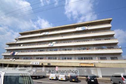 栃木県那須塩原市、黒磯駅徒歩30分の築36年 6階建の賃貸マンション