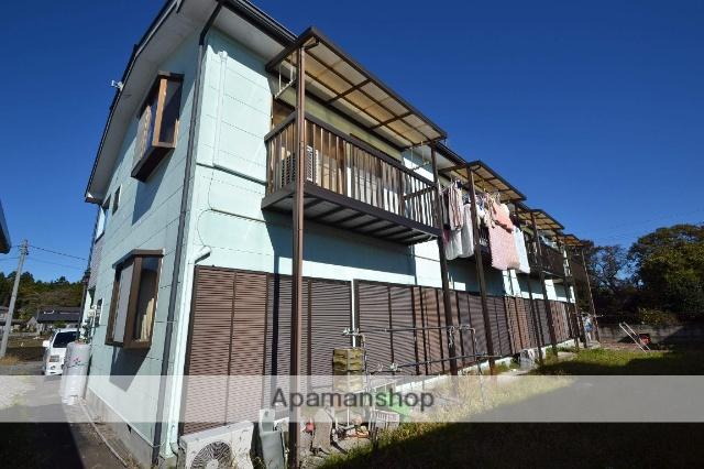 栃木県塩谷郡高根沢町の築23年 2階建の賃貸アパート