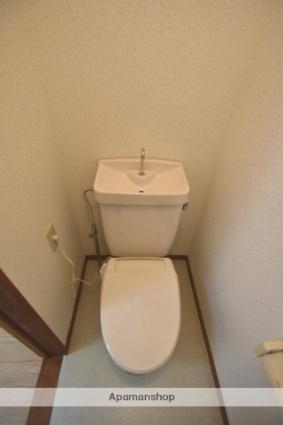 喜連川ハイツ[2K/36.36m2]のトイレ