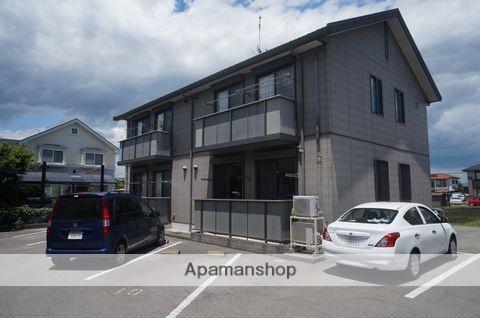 栃木県さくら市、氏家駅徒歩36分の築16年 2階建の賃貸アパート