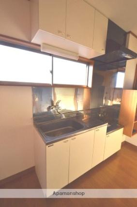 コーポミレニアムC[1K/23.18m2]のキッチン