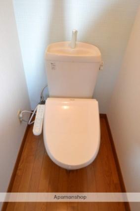 コーポミレニアムC[1K/23.18m2]のトイレ