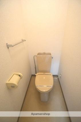 栃木県さくら市卯の里3丁目[3DK/51.3m2]のトイレ