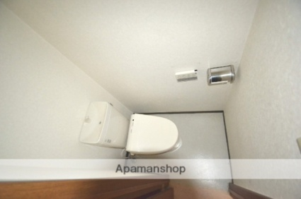 メゾン・ド・オザキ[1LDK/46.37m2]のトイレ