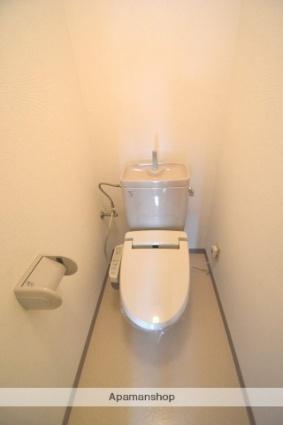 ハイクオリティⅡ[1K/31.89m2]のトイレ