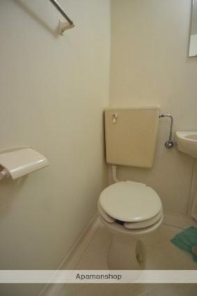 コスモスハイツ草川[1K/21.06m2]のトイレ