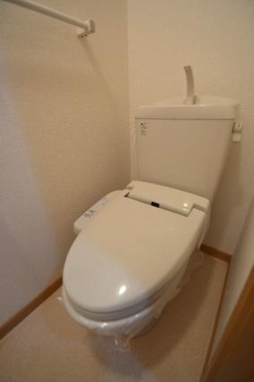 サン・コリーヌ[2DK/54.76m2]のトイレ